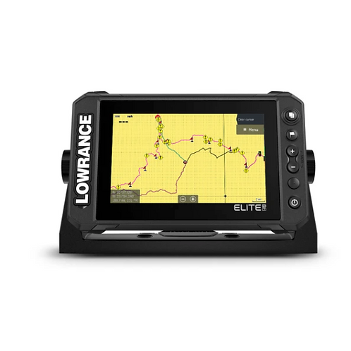 Can Am X3 GPS Package- Lowrance Elite-7 FS GPS and Mount