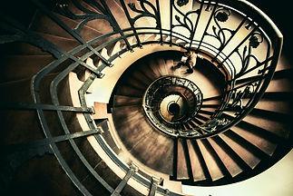 Treppe zur Sehnsucht