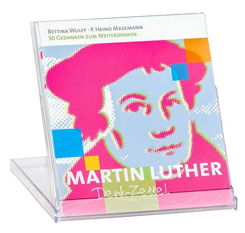 Martin Luther Denkzettel