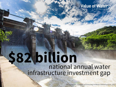 Designing the Financial Bridge for Water Infrastructure: The Money Section