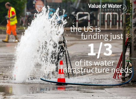 Designing the Financial Bridge for Funding Water Infrastructure:  The Legislative Section