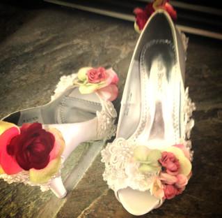Garden Glam Footwear