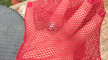 Custom Coloured Fishnets