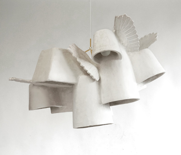 WINGED PLASTER OBSCURA