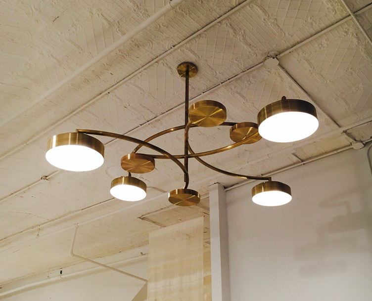 CONCENTRIC CHANDELIER