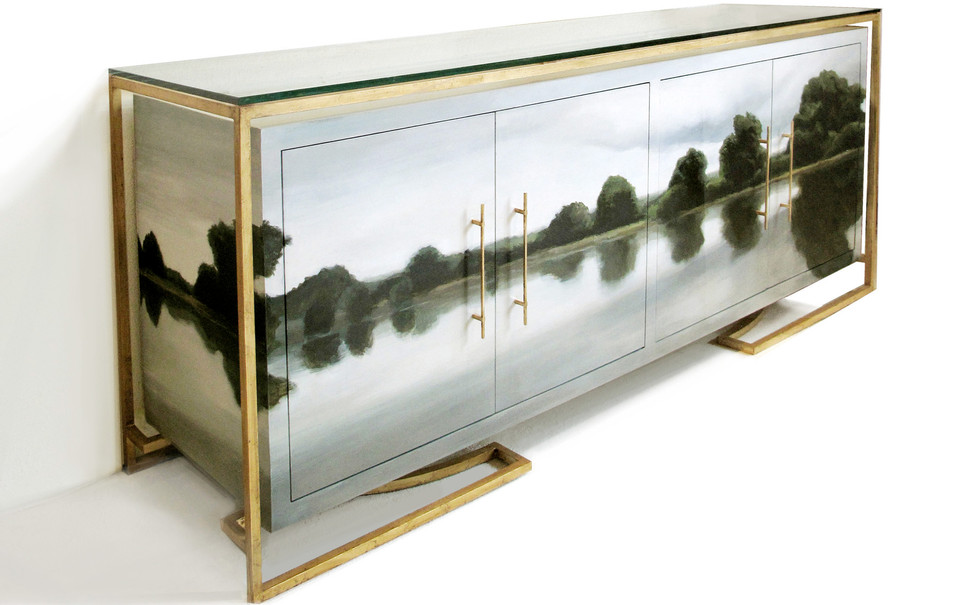 STANDARD PAINTED CREDENZA