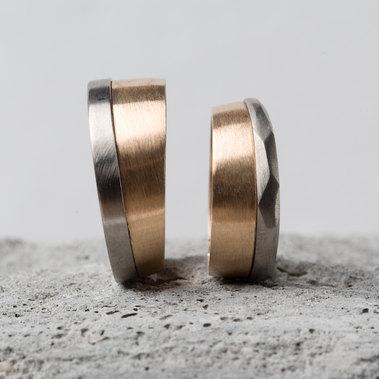 verschillende ringen, maar toch een eenheid