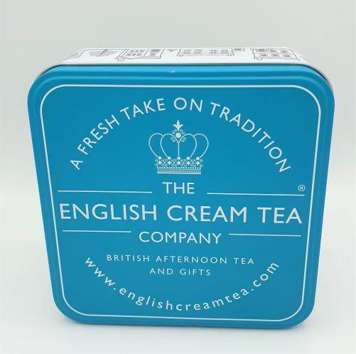 SCATOLA LATTA TEA