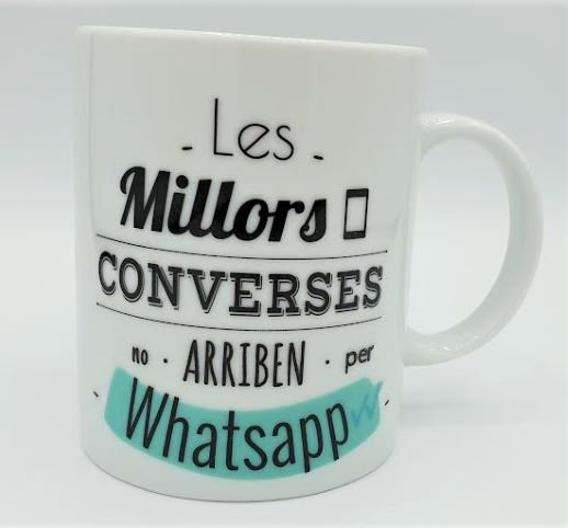 TAZZA WHATSAPP