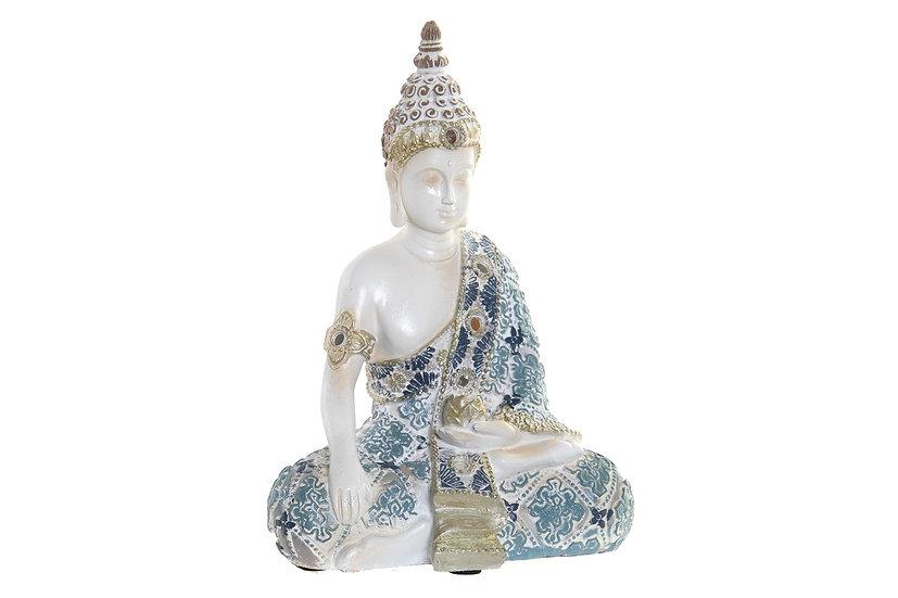 DECORAZIONE RESINA BUDDHA