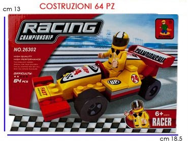 RACING COSTRUZIONI 64 PZ