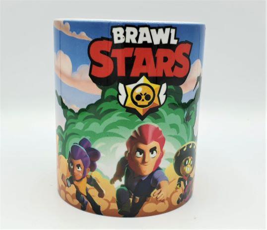 TAZZA MUG BRAWL STARS