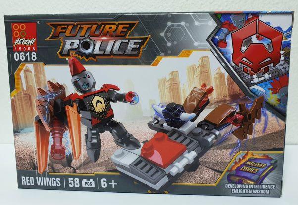 FUTURE POLICE 61 PZ 2 IN 1