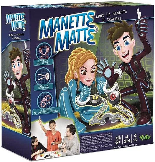 MANETTE MATTE