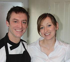 Martin Davies an Charlotte Davies