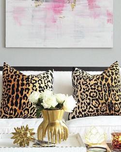 Leopard love