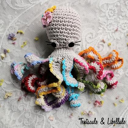 Tiny Octopus Crochet