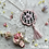 Thumbnail: Wooden Crochet Painted Necklace