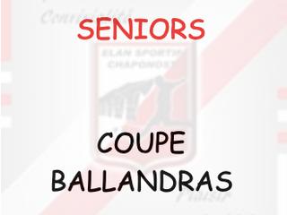 ⚽️⚪️🔴 COUPE BALLANDRAS 🔴⚪️⚽️