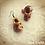 Thumbnail: Mustard Clogs Earrings