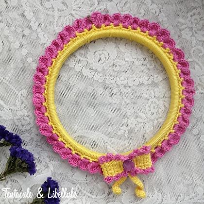 Vanille Fraise Crochet Frame