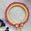 Thumbnail: Vanille Fraise Crochet Frame