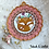 Thumbnail: Fox Painted Crochet Frame