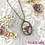 Thumbnail: Dried Flower Resin Necklace