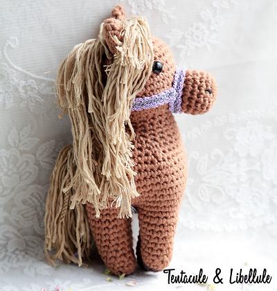 Crochet Poney