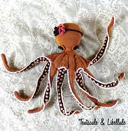 Mama Octopus Crochet