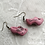 Thumbnail: Pink Clogs Earrings