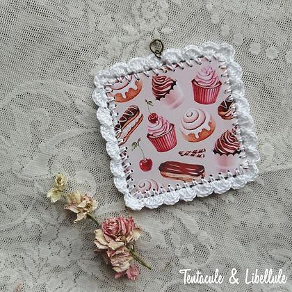 Mini Crochet Card