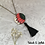 Thumbnail: Wooden Painted Necklace