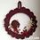 Thumbnail: Dried Flower Crochet Frame