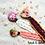 Thumbnail: Vintage crochet Pacifier clip