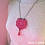 Thumbnail: Flower Crochet Necklace
