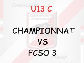 ⚽️⚪️🔴 U13 C 🔴⚪️⚽️