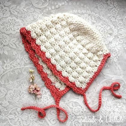 Vintage Crochet Beguin