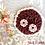 Thumbnail: Mini flower Crochet Earrings