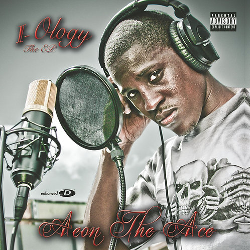 I-Ology The EP (CD)
