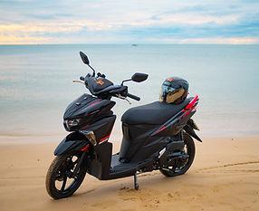 scooter and motorbike renta chanthaburi.