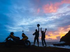 road trip th Khung wiman beach Chanthabu