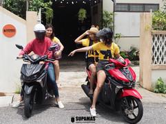 rent a scooter chanthaburi