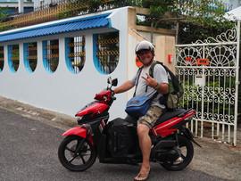 rent a bike chanthaburi