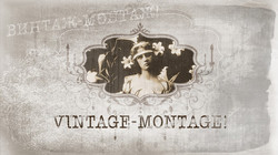Vintage-Montage