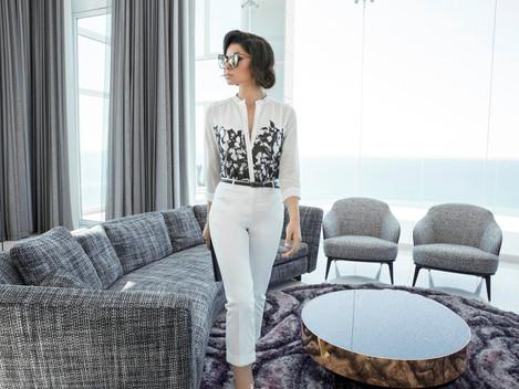 Летняя мода 2017 от Mausner для деловых женщин