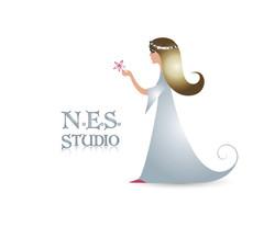 NES-logo-flower