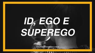 ID, EGO E SUPEREGO