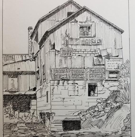 Chisholm Lumber, Roslin, Ontario