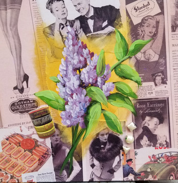 Vintage Lilac #1